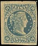 1877 20c EU de Colombia unused Yv56 Mi64ax.jpg