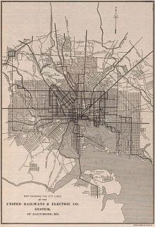 United Railways And Electric Company Wikipedia