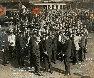 1929 Australian timber workers strike