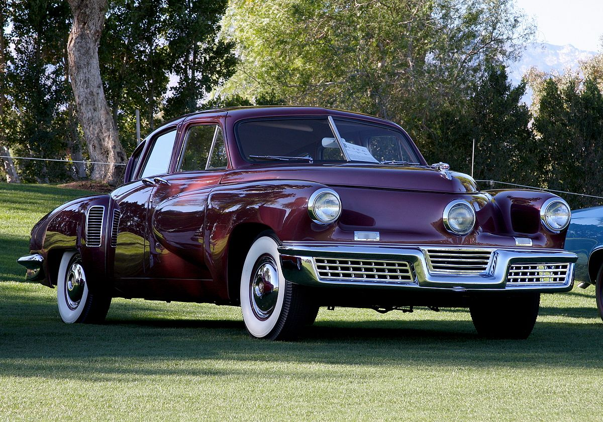 Tucker 48 wikipedia for Classic 3