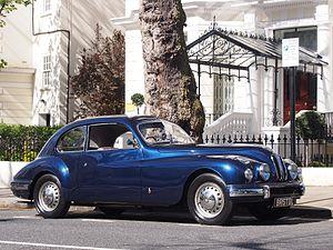 Bristol Cars - 1952 Bristol 401