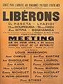 1954 Affiche du Comite pour l 'Amnistie aux condamnés d'outre-mer.jpg