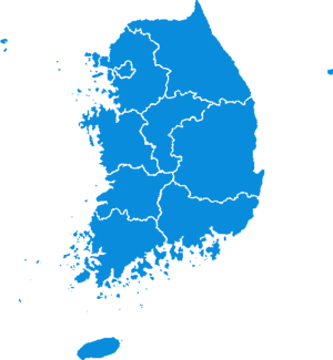 1956 South Korean election result map.png