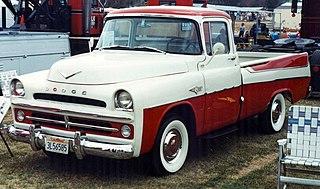 Dodge C series Motor vehicle