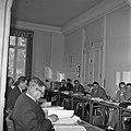 1958 visite d'une délégation INRA au Haras du Pin Cliché Jean Joseph Weber-72.jpg