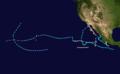 1963 Pacific hurricane season summary.png