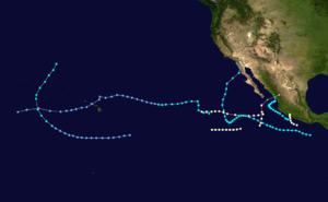 1962 Pacific hurricane season