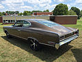 1967 AMC Marlin fastback at AMO 2015 meet in brown 4of7.jpg
