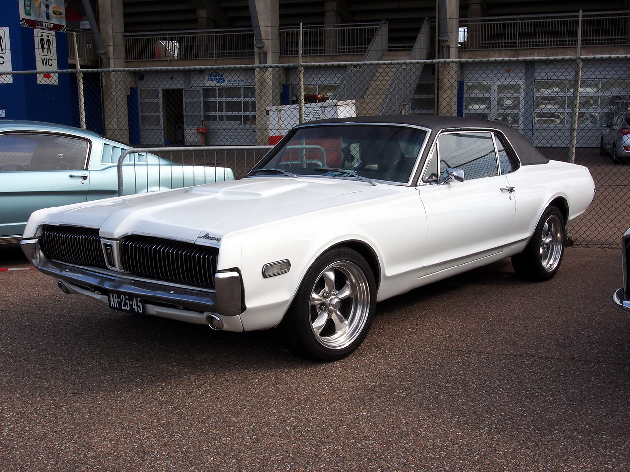 File 1968 Mercury Cougar Pic1 Jpg Wikimedia Commons