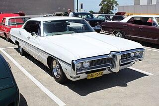 Pontiac Parisienne Motor vehicle