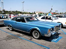 Sensational Lincoln Continental Mark Iii Wikipedia Wiring Digital Resources Llinedefiancerspsorg