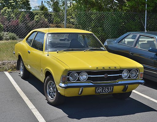 1972 Ford Cortina (15783885512)