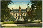 19829-Frankenberg-1915-Kriegerdenkmal und Postamt-Brück & Sohn Kunstverlag.jpg