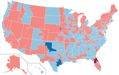 1988 United States House Elections.png