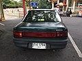 1992-1993 Mazda 323 (BG) Sedan (13-10-2017) 08.jpg