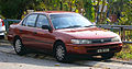 1992 Toyota Corolla (E100) 4-door sedan (19940955135).jpg