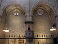 19 Santa Maria de Pedralbes, capelles i púlpit.jpg
