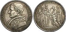 Gregorio XVI, 1834