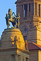 1 War memorial - Union Buildings tower- Pretoria - South Africa.jpg