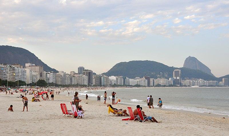 Praias famosas do Rio de Janeiro