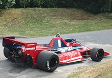 Photo de la Brabham BT46B.