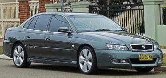 Holden Special Vehicles - 2004 HSV Grange
