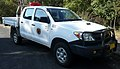 2005-2008 Toyota Hilux (KUN16R) SR 4-door cab chassis (National Parks and Wildlife Service) 01.jpg