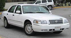 2006-2007 Mercury Grand Marquis