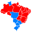2006 Brazilian election per state.PNG