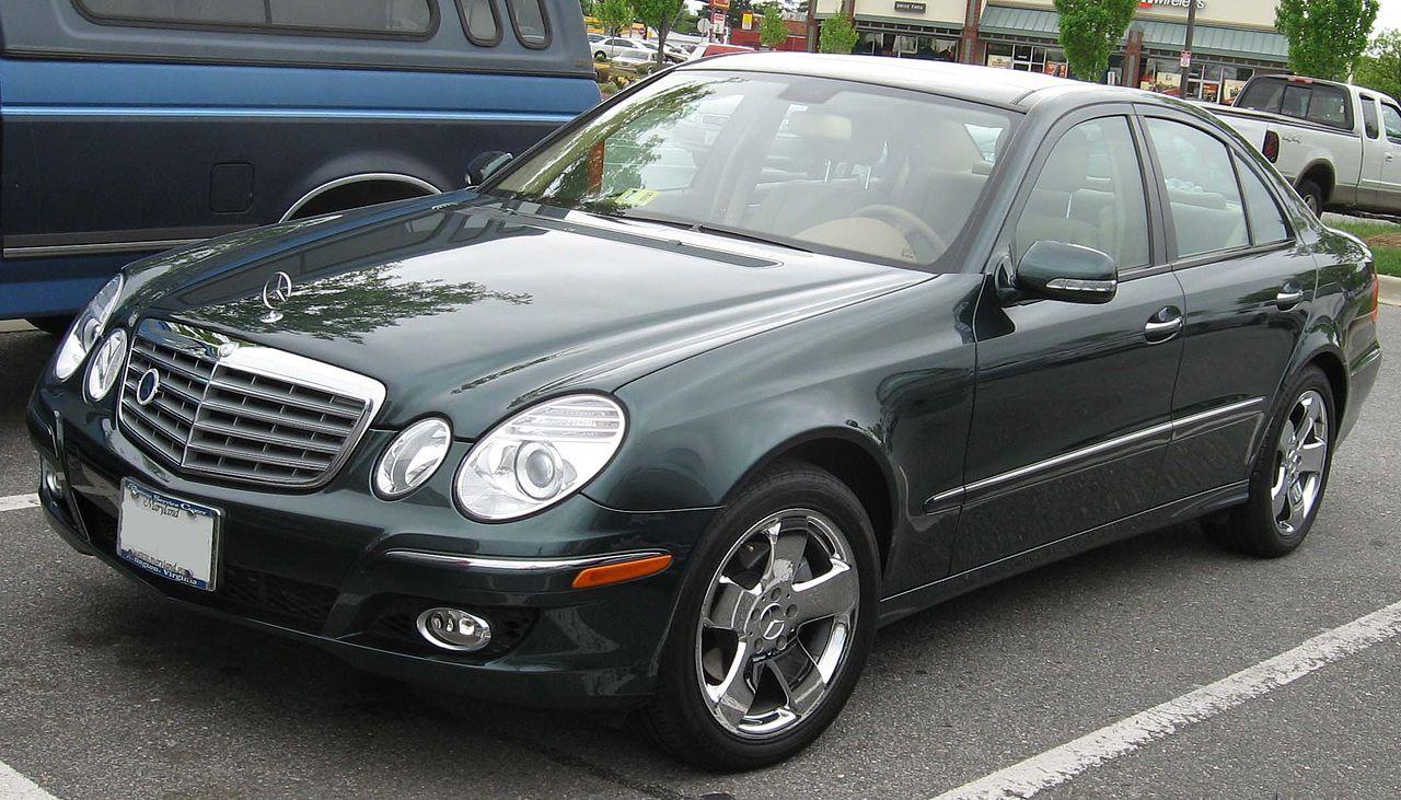 File 2007 mercedes benz wikipedia for Mercedes benz e350 2007