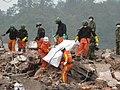 2008년 중앙119구조단 중국 쓰촨성 대지진 국제 출동(四川省 大地震, 사천성 대지진) IMG 1708.JPG