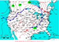 2008-06-14 Surface Weather Map NOAA.png