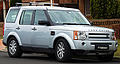 2008-2009 Land Rover Discovery 3 (MY09) TDV6 SE wagon (2010-09-23) 01.jpg