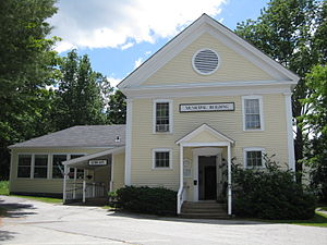 Warren, Vermont - Warren Municipal Building