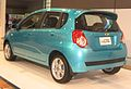 2009 Chevrolet Aveo5 rear DC.JPG