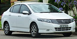 2009 Honda City (GM2 MY09) VTi-L sedan (2011-01-13)