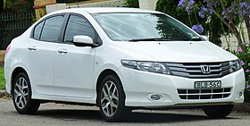 2009 Honda City (GM2 MY09) VTi-L sedan (2011-01-13).jpg