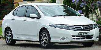 Honda Cars India - The fifth-generation Honda City
