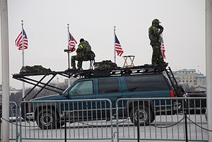 2009 Inauguration We Are One concert 1 - Security.jpg