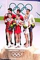 2010 Olympics Figure Skating Pairs - Podium - 3633a.jpg