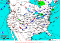 2012-07-07 Surface Weather Map NOAA.png