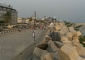 Bar Beach, Lagos - Bar Beach, Lagos, 2013