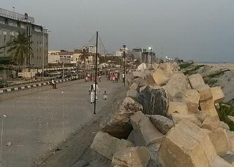 Bar Beach, Lagos - Bar Beach, Lagos, 2013