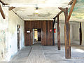 2013 KL Majdanek Baths and Gas Chamber - 15.jpg