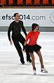 2013 Nebelhorn Trophy Elizaveta USMANTSEVA Roman TALAN IMG 5974.JPG