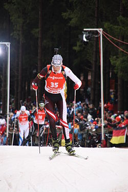 2014-04-01 Biathlon World Cup Oberhof - Mens Pursuit - 35 - Tobias Eberhard.JPG