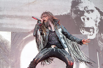 Rob Zombie - Rob Zombie at Nova Rock 2014