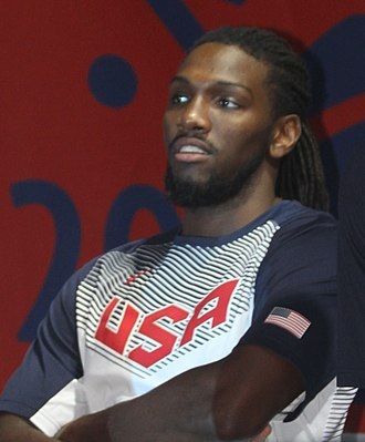 Kenneth Faried - Faried in August 2014