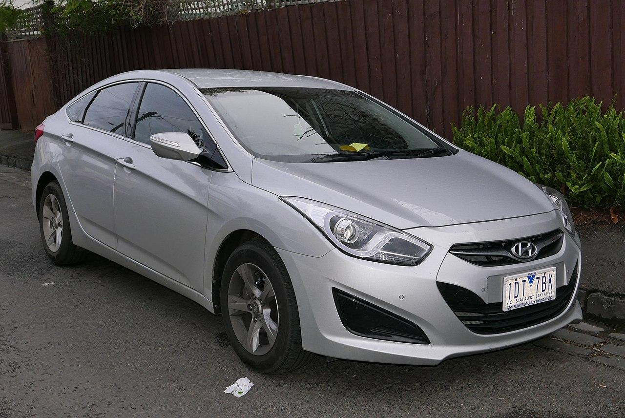 2014 Hyundai Accent GLS - Sedan 1.6L auto
