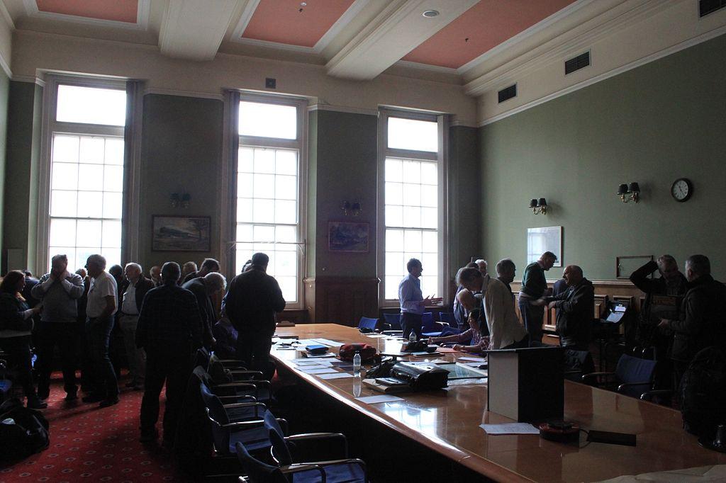 Meeting Room Paddington Station